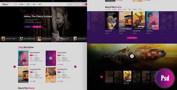 Player PSD Template            TFx Thorley Kirk