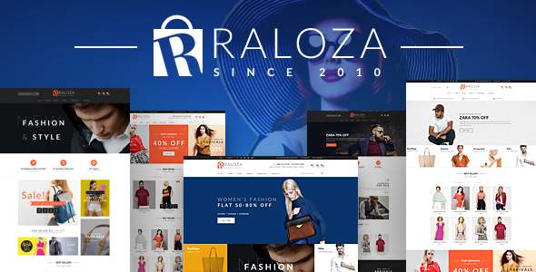 Raloza - Fashion Responsive PrestaShop Theme            TFx Lewin Daley
