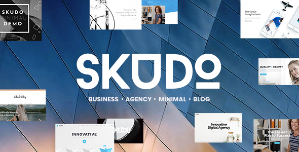 Skudo - Responsive Multipurpose WordPress Theme            TFx Lemoine Jason