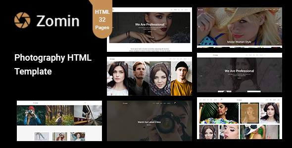 Zomin - Photography Template for Photographers            TFx Arman Hakob