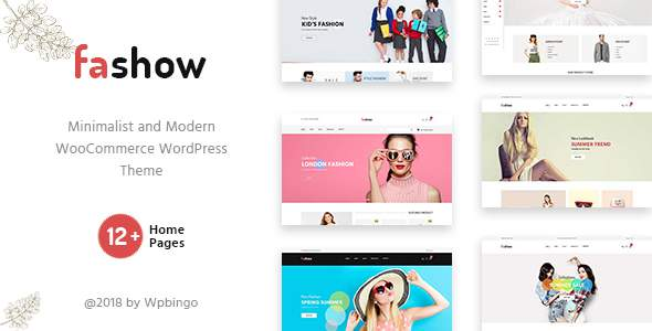 Fashow – Minimal and Modern WooCommerce Fashion Theme            TFx Bram Denver
