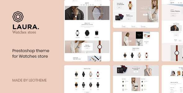 Leo Laura - Multistore Prestashop 1.7 theme for Watch | Fashion | Accessories            TFx Tony Zachary