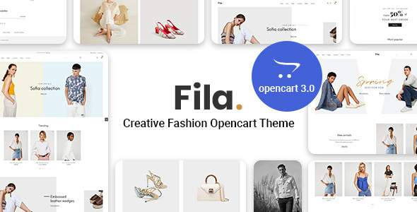 Pav Fila – Creative Fashion Opencart theme            TFx Weldon Wallis