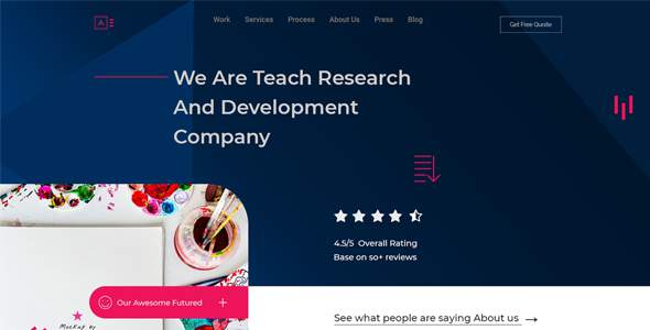 A-Agency PSD Template            TFx Mack Rodge