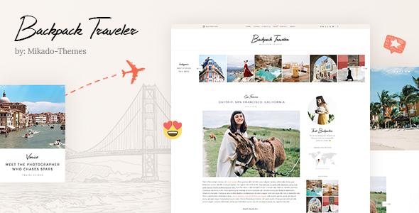 Backpack Traveler - Modern Travel Blog            TFx Vincent Calvin