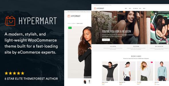 Hypermart - Fast, Conversion Optimized WooCommerce Theme            TFx Wisdom Dayton