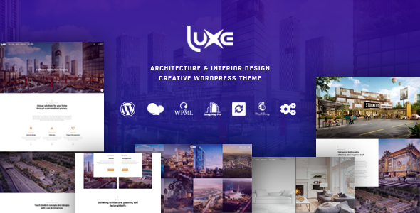 Luxe - Architecture & Interior Design WordPress Theme            TFx Meztli Yolotl