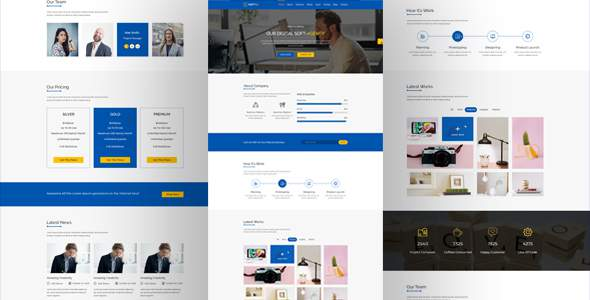 Soft-Agency PSD Template            TFx Orville Nash