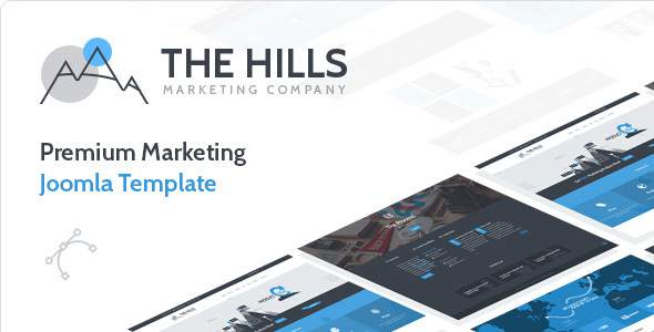 The Hills – Premium Marketing Joomla Template            TFx Matty Hamilton