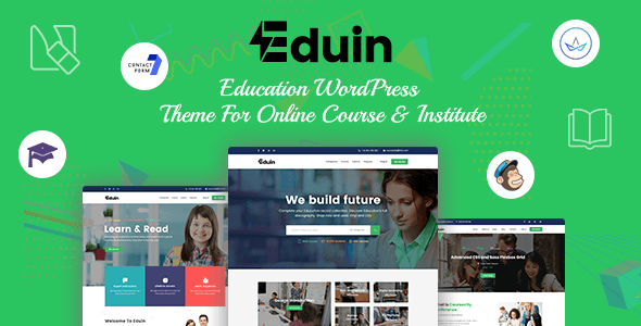 Eduin - Online Course WordPress Theme            TFx Sahak Matt
