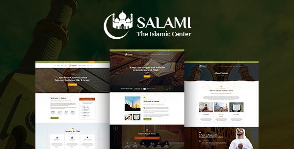 Salami -  Islamic Center &  Forum      TFx Jamie Robbie