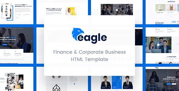 Eagle - Multipurpose Business HTML5 Template        TFx Ethan Talako