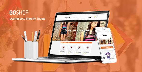 GoShop – Responsive Shopify Theme        TFx Warren Ken
