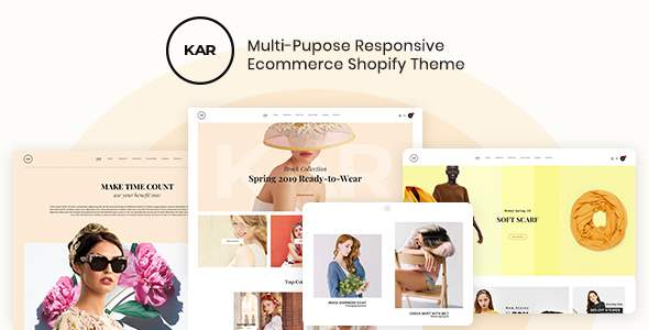 Karic – Multiple and Purpose Creative Shopify Theme        TFx Kelvin Kenneth