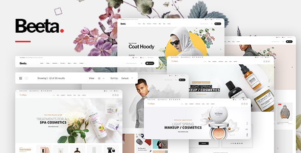 Beeta – Multipurpose Shopify Theme        TFx Brooks Dwi