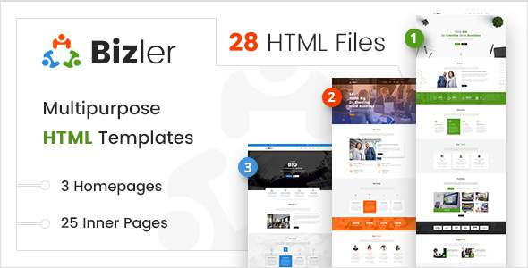 Bizler | Bootstrap4 Multipurpose Business HTML Template        TFx Daud Leighton