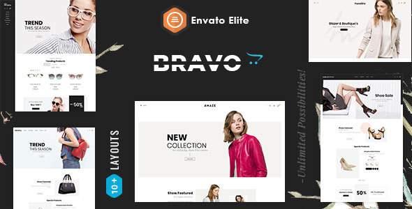Bravo - Opencart Multi-Purpose Responsive Theme        TFx Milford Drogo
