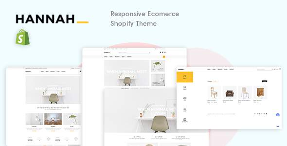 Leo Hannah Shopify Theme for Furnitures | Home Decor | Wooden        TFx Screck Chris