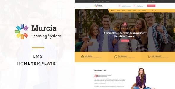 Murcia : Education HTML5 Template        TFx Devyn Evelyn
