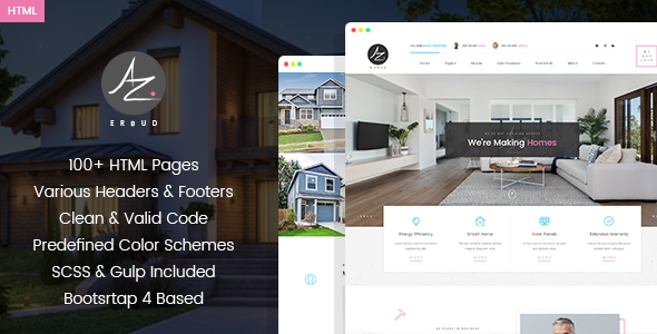 AZerbud - Local Home Builders HTML Template        TFx Russell Storm