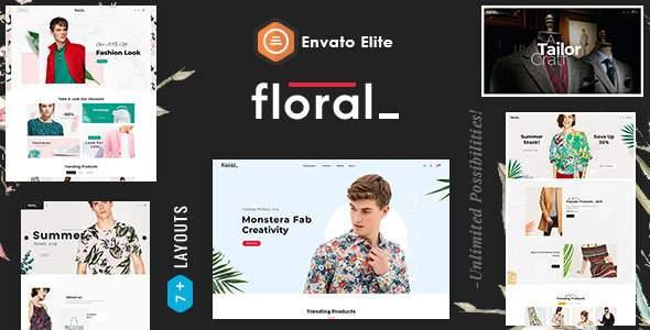 Floral - Opencart Multi-Purpose Responsive Theme        TFx Cecil Ren