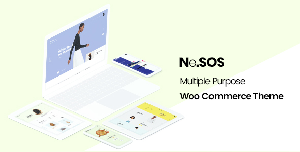 NeSOS - Multipurpose WooCommerce WordPress Theme        TFx Gusti Ferdie
