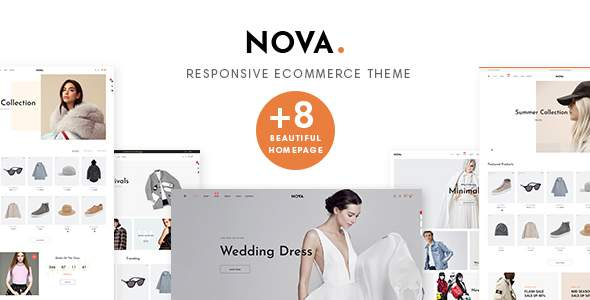 Nova Prestashop 1.7.5.x Theme for Fashion | Clothing| Bags | Shoes | Accessories        TFx Vin Attila