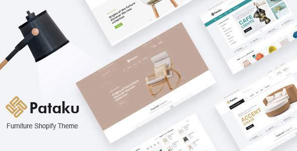 Pataku – Furniture Responsive Shopify Theme        TFx Benny Vern
