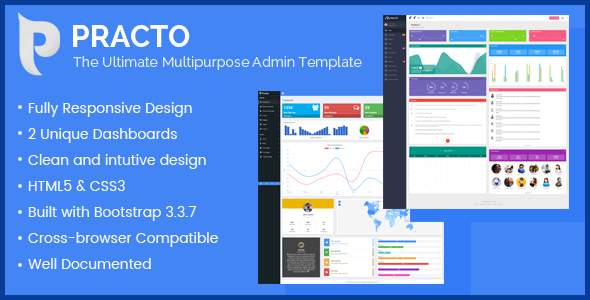 Practo – The Ultimate Multipurpose Admin Template        TFx Ogden Hovik
