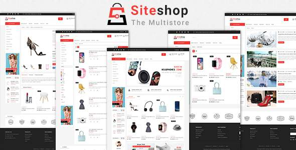 Siteshop Shopify MultiPurpose Responsive Theme        TFx Jim Roly