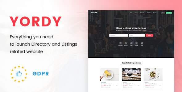 Yordy - Multipurpose Directory Listings        TFx Hadley Nash
