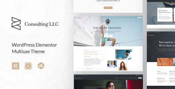 Zayne – Corporate Business Elementor WordPress Theme        TFx Connor Quinn