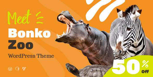 Bonko | Safari & Zoo WordPress Theme        TFx Zach Zoroaster