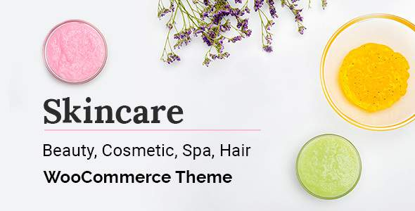Skincare - Cosmetics WooCommerce WordPress Theme        TFx Joey Frank