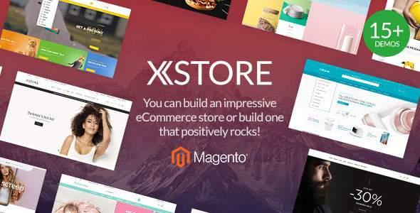 XStore – Responsive Magento 2 Theme        TFx Aubrey Kenshin
