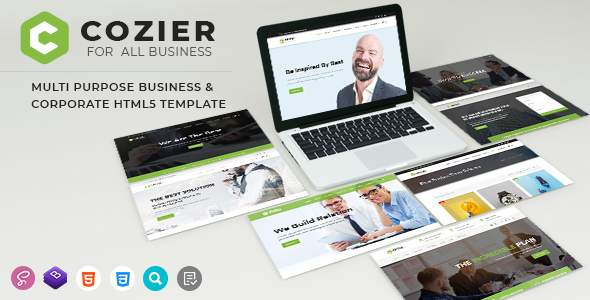 Cozier – Business and Corporate        TFx Kuro Conner