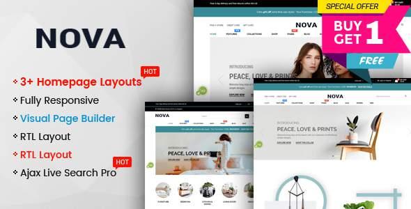 Nova – Multipurpose Drag & Drop Shopify Responsive Theme        TFx Aputsiaq Steve