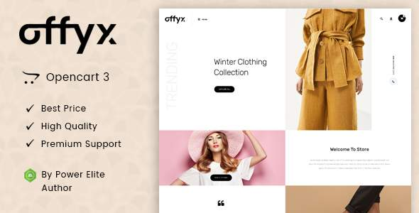 Offyx - Multipurpose OpenCart 3 Theme        TFx Harper Morris