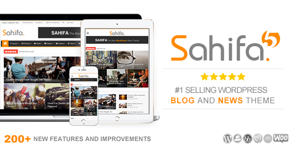 Sahifa - Responsive WordPress News / Magazine / Blog Theme        TFx Lorn Blaze