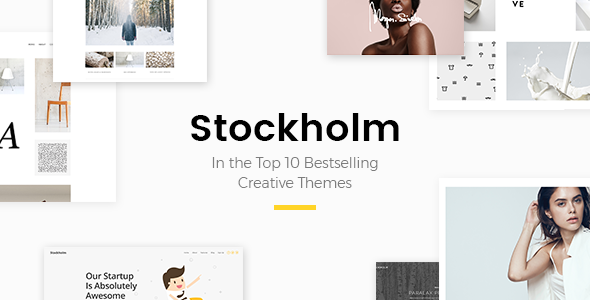 Stockholm - A Genuinely Multi-Concept Theme        TFx Sota Khazhak