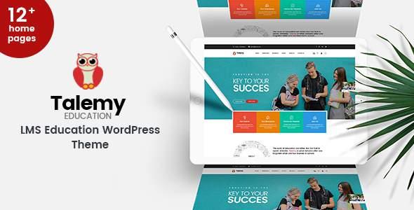 Talemy - LMS Education WordPress Theme        TFx Hudson Susila