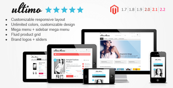 Ultimo – Fluid Responsive Magento Theme        TFx Cyan Confucius