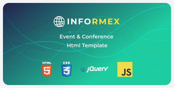 Informex | Conference & Business Html Template        TFx Yuu Peter
