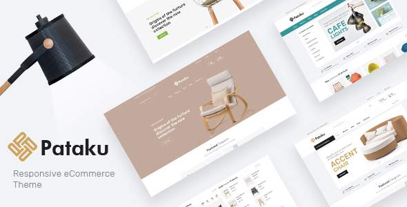 Pataku – Technology OpenCart Theme (Page Builder Layouts)        TFx Everitt Terence