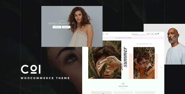 Coi – Multipurpose WooCommerce Theme        TFx Triston Jett
