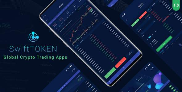 Swifttoken - Global Crypto Trading Apps        TFx Brandt Lawrie