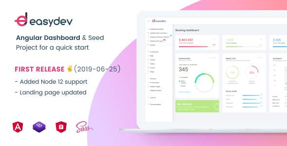 ngEasyDev — Developer Friendly Angular Admin Template + Seed Project        TFx Emory Jerold