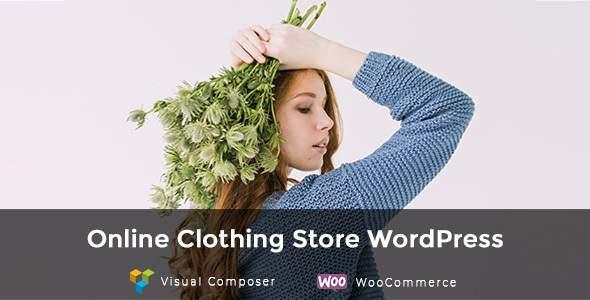 EmShop – Clothing Fashion Store WordPress Theme        TFx Bailey Hovo