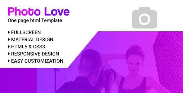 Photolovey - Corporate and Business Jekyll Template        TFx Lonnie Eustace