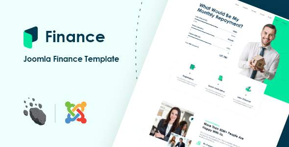 JD Finance – Finance amp Business Consulting Joomla Template TFx